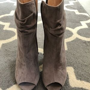 Chase + Chloe Slouched Booties Size 6